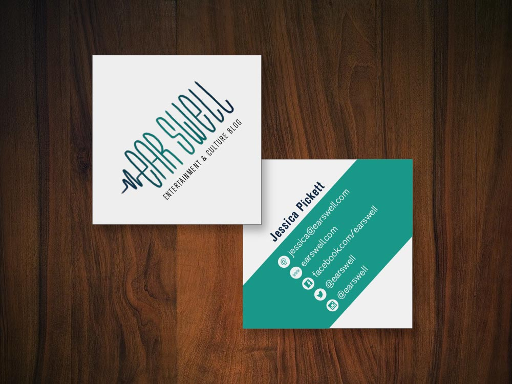 Ear Swell Business Card