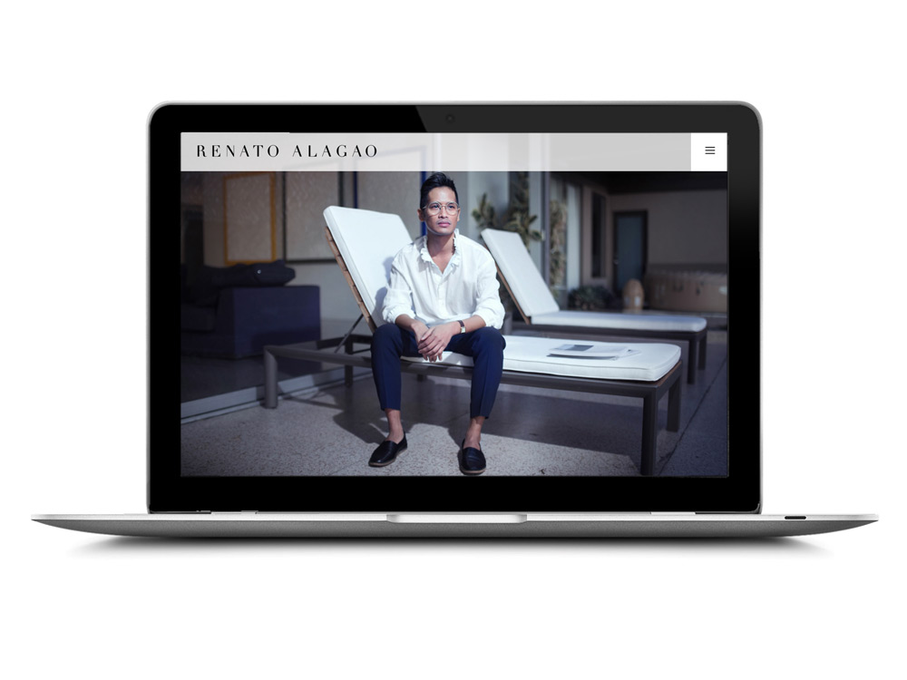 Renato Website