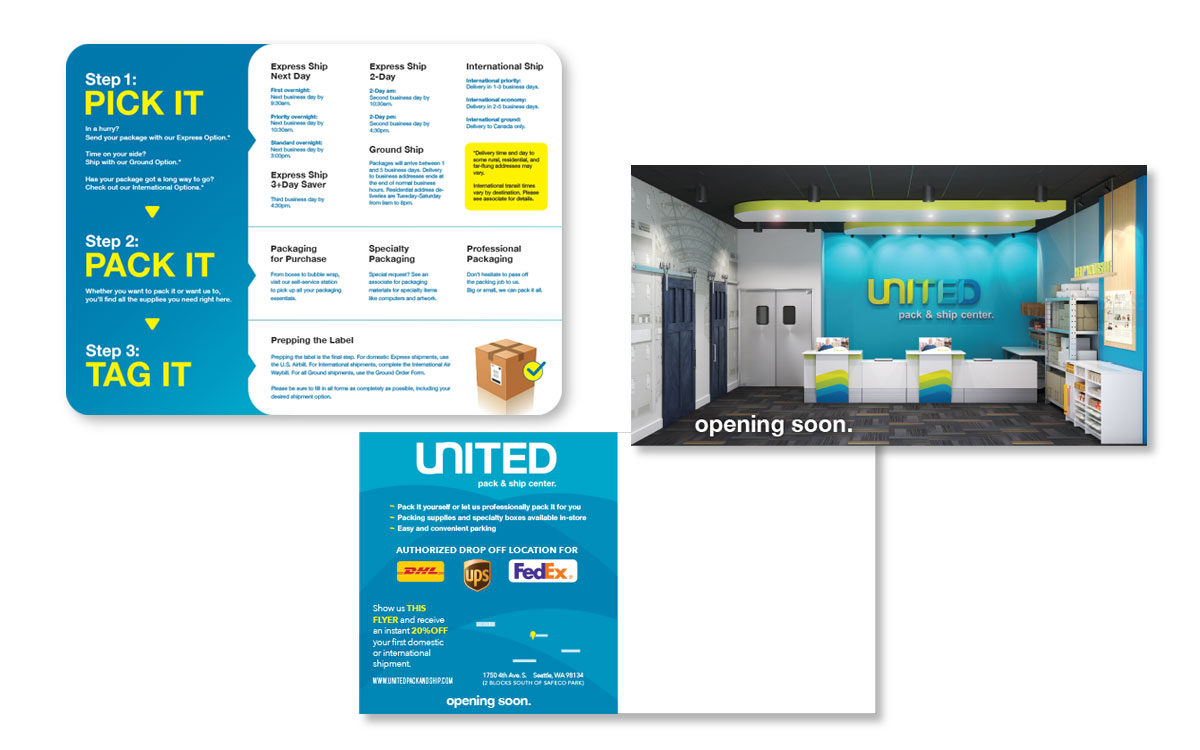 United PDG Marketing Piece